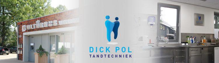 Nieuwe samenwerking Dick Pol Tandtechniek uit Wekerom